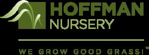 Hoffman Nursery logo with tagline