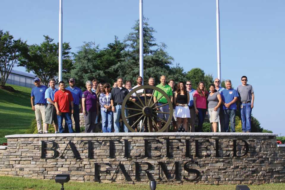 Battlefield Farms Company shot