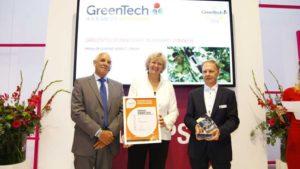 Priva Innovation Award At GreenTech