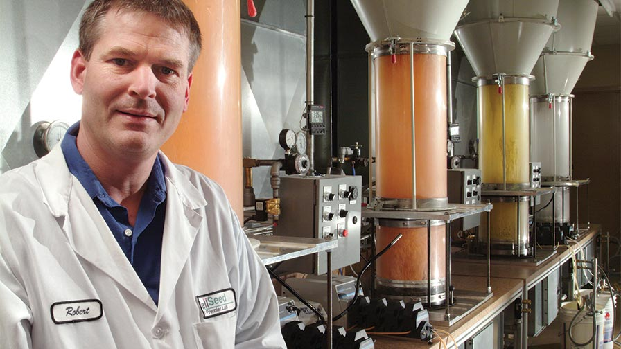 Robert Conrad, Ball Seed Technology Research Manager