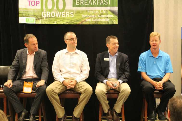 Top 100 Breakfast Panel for 2016
