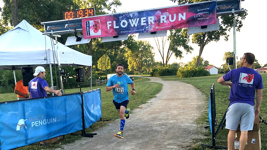 Luxflora Flower Run