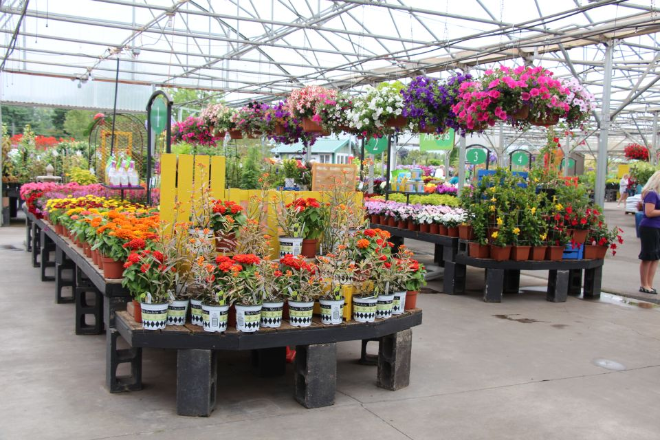 how to create diverse endcaps with 3 elements greenhouse grower - Als Garden