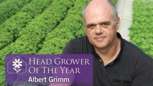 Up Close And Personal With Head Grower Of The Year Albert Grimm