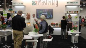 MasterTag booth at Cultivate'16