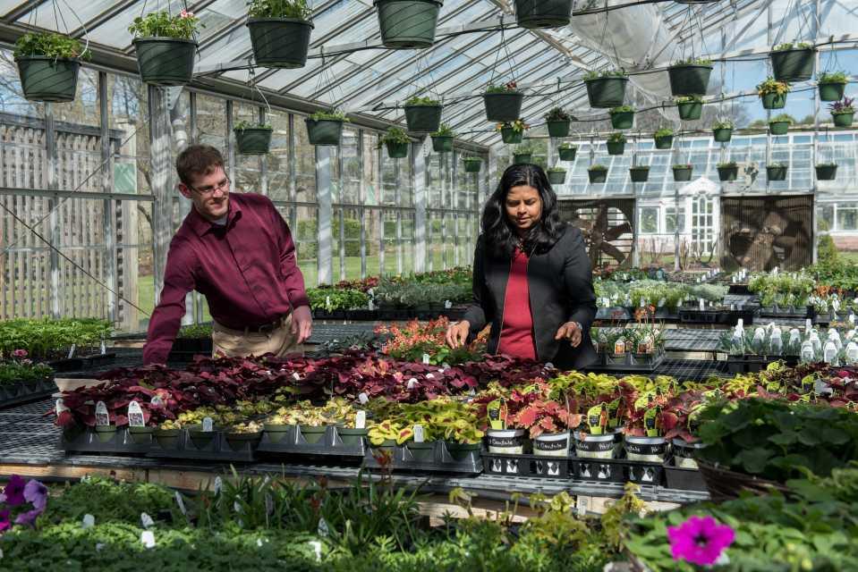 OSU ATI Greenhouse