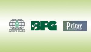 Combo logos Arett BFG and Prince