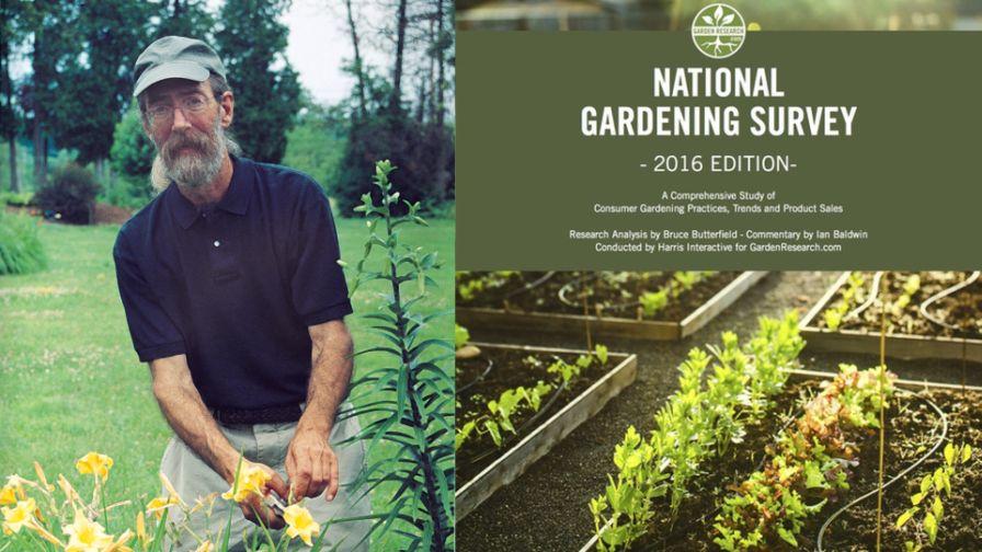 Bruce butterfield national garden survey researcher dies for National gardening association
