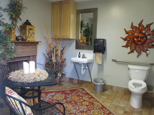 Garden Centers Of America Best Bathroom Awards