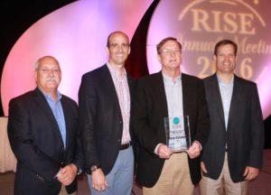 Tom Delaney RISE Award 2016