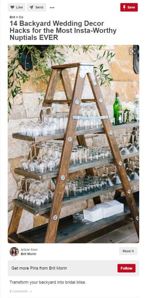 ladder-converted-into-shelves