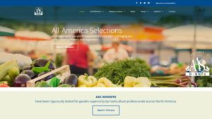 New Mobile Responsive Website From All-America Selections Offers Improved Navigation