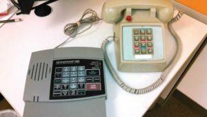 Sensaphone alarms system