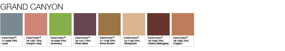 pantone-grand-canyon-color-palette