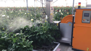 Ever Bloom Robot Sprayer