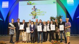 Top New Plants Recognized at IPM Essen in Germany