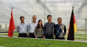 JinPin Flower Seedling Company partners