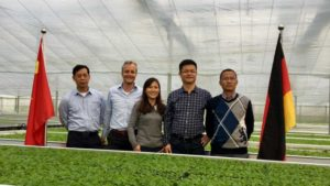 Ernst Benary Partners With Chinese Young Plant Grower on New Venture