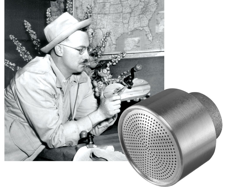 Inventor John G. Dramm