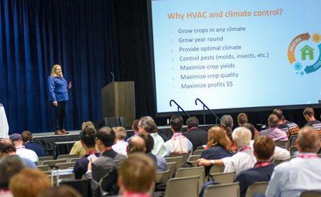 Upcoming Seminars to Focus on Managing the Greenhouse Environment