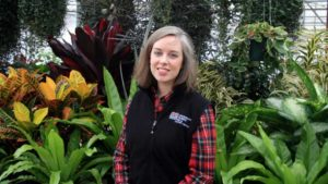 Stephanie Whitehouse Takes Her Passion for Plants to Dickman Farms