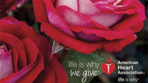 Flower Breeders Making Donations for Heart Disease and Cancer Research