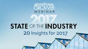 Greenhouse Grower State of the Industry Webinar
