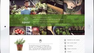 Pleasant View Launches Updated Website for its Savor Edibles and Fragrants Brand