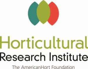 Horticultural Research Institute Logo research funding