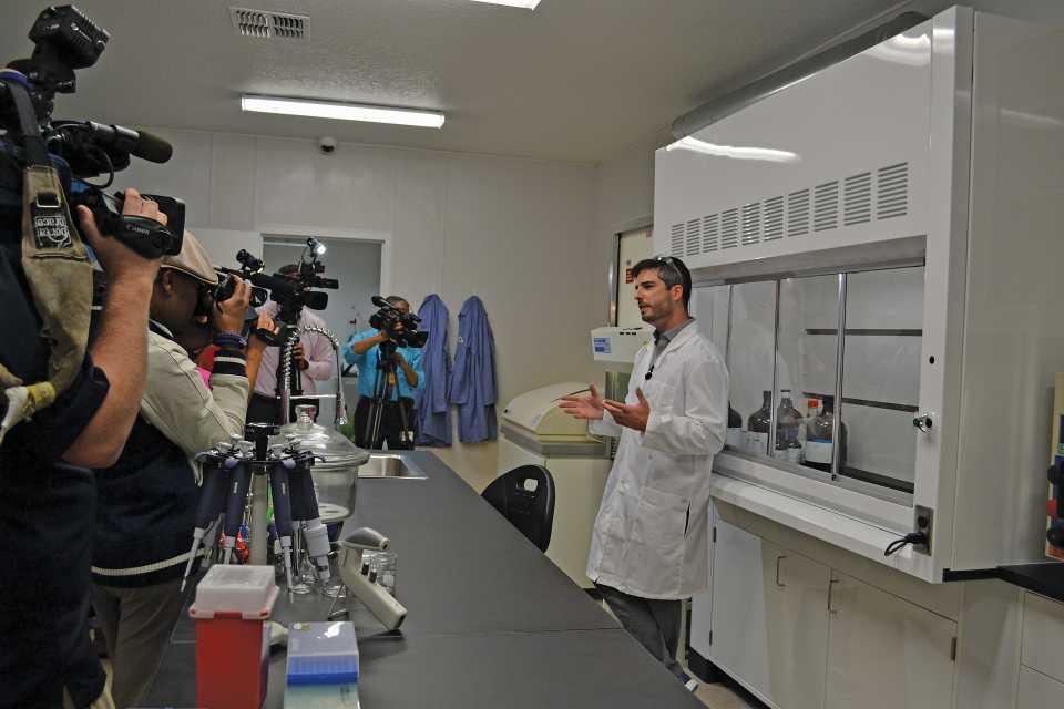 A Look Inside Florida's Newest Cannabis Cultivation Facility