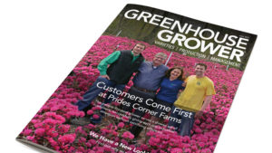 Greenhouse Grower is Evolving With You