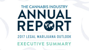 New Frontier Cannabis Industry Annual Report