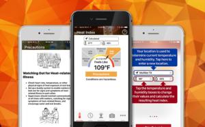Heat Safety App