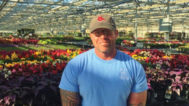Steve Garvey, Dallas Johnson Greenhouses