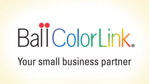 Ball ColorLink logo