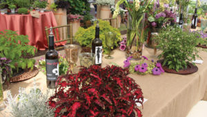 Hort Couture Farm to Table Display