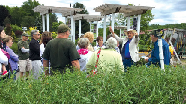 Van Wilgens Garden Center Customer Appreciation Day