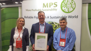 MPS Honors D.S. Cole Growers for 10 Years of Sustainability Leadership
