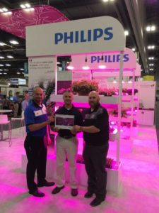 BWI and Philips Sign Partnership agreement at Cultivate'17