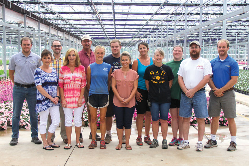 Catoctin Mountain Growers Team