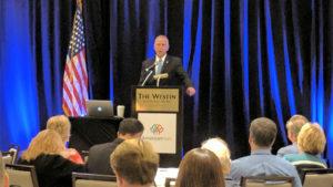 Senator Thom Tillis Says eVerify, Border Security Key to Successful Immigration Reform
