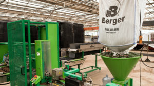 Berger-Equipment