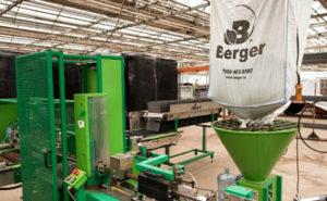 Berger-Equipment