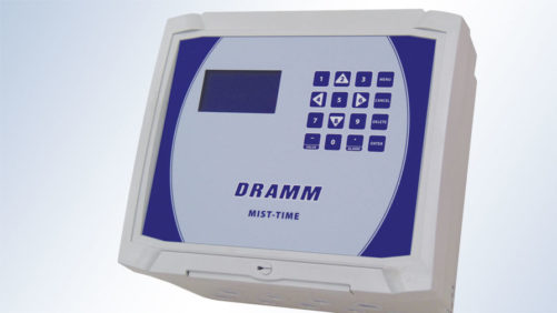 Dramm Updates Misting Controller to Allow for Extra Misting