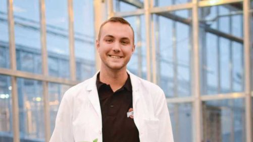 Richard T. Meister Scholarship Winner Encourages Industry to Offer Young People New Opportunities