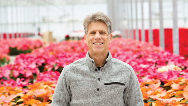 Doug Cole, Owner of D.S. Cole Growers
