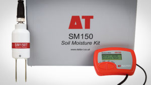 Soil Moisture Sensor Designed for Durability and Accuracy