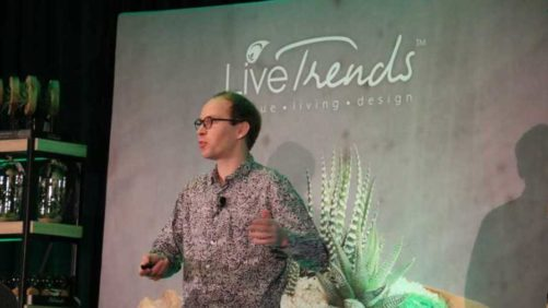 TPIE Keynote Maxwell Luthy Turns Trends Into Opportunities