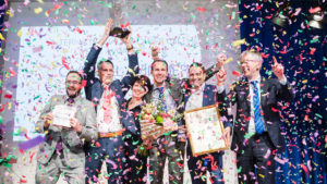 Netherlands Orchid Grower Named International Grower of the Year