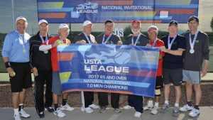 Allan Armitage: Columnist, Author, Professor … Tennis Champion?